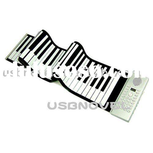 Perfect Gift ! Piano silicone keyboard