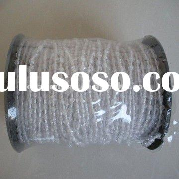 Plastic ball chain,7*11mm thick cord clear color roller shade chain,roller blinds plastic curtain ch