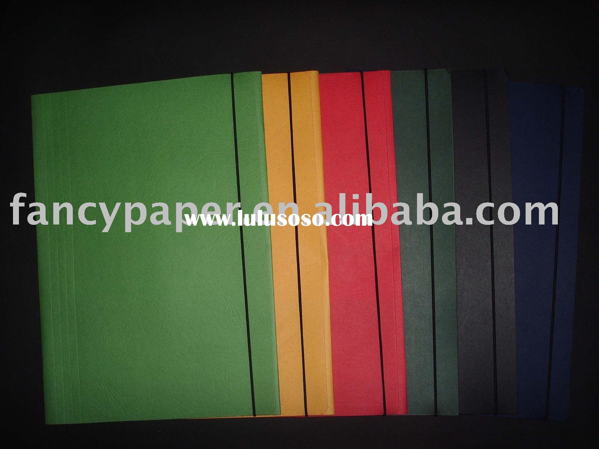 Pocket Portfolio (Pocket Folder,Paper Folder,File Holder, Document Holder, Clip File, Suspension Fil