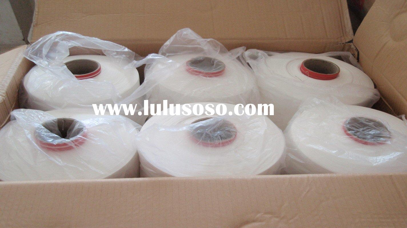 Polyester Dty for fabric,for shoelaces,for laces ,for dyed