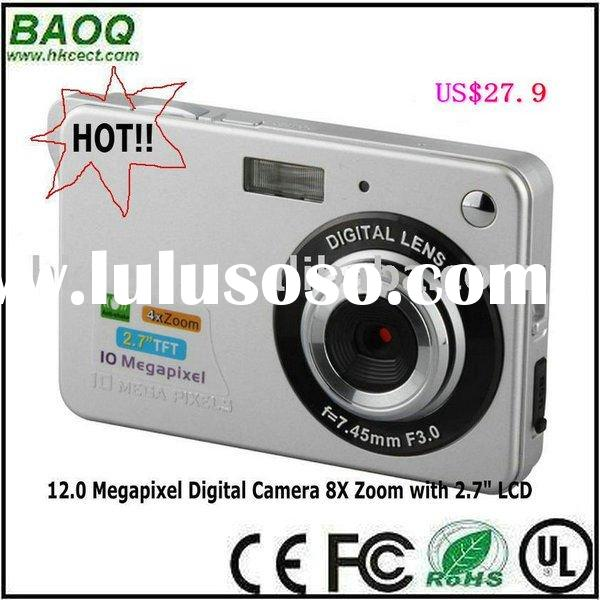 Popular Digital Camera with 12.0Megapixel