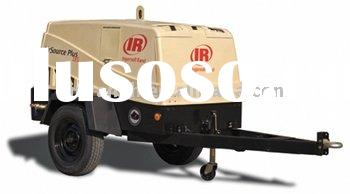 Portable screw air compressor,diesel drive