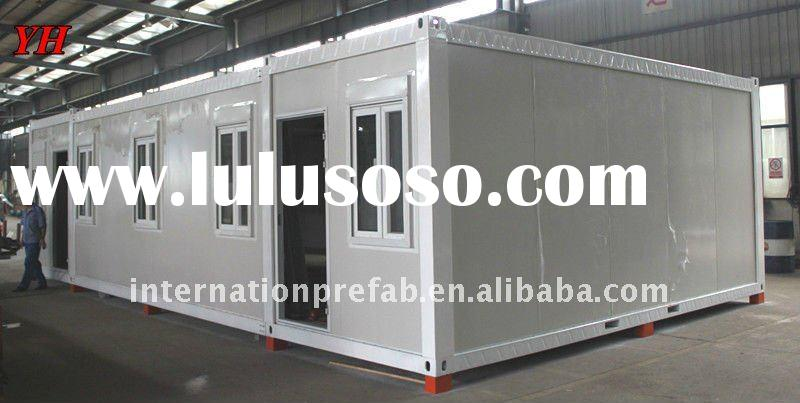 Prefab 20ft mobile Container House/modular office/economical classroom