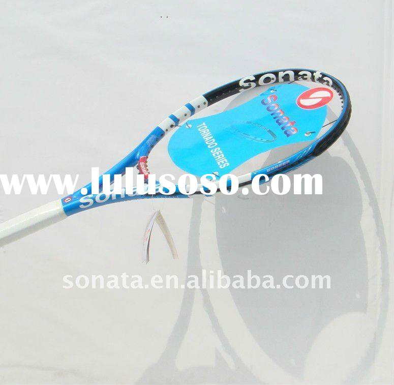 Professional 100% graphite tennis racket
