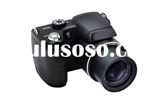 Professional Digital Camera, Sony 16.0Mega Pixel CMOS sensor, 21*optical zoom, high quality and chea