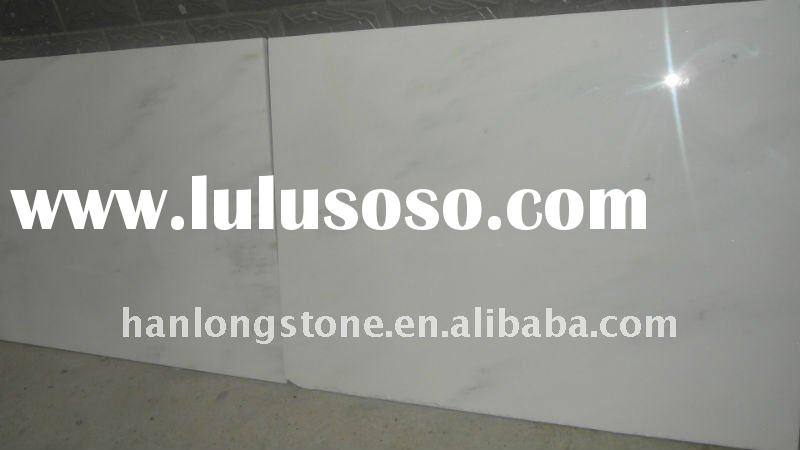Promotion--Fine Grain White Marble Slabs