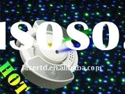Protable Party decoration green and blue star mini laser stage lighting projector with music player
