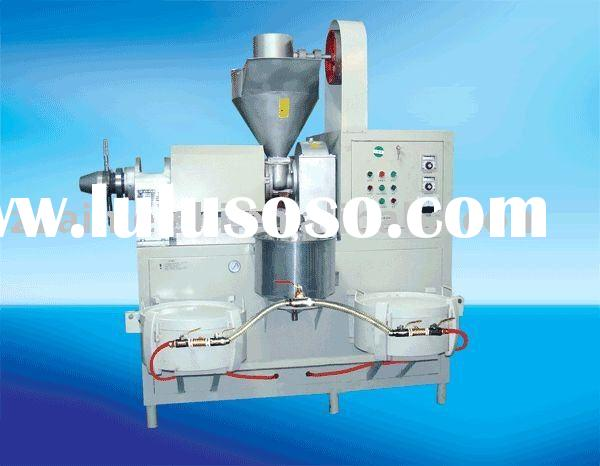 QD-4.0 Fast Refinery Type Oil Press,sunlower seeds,Rapeseeds,Mustard seeds oil extracting machine