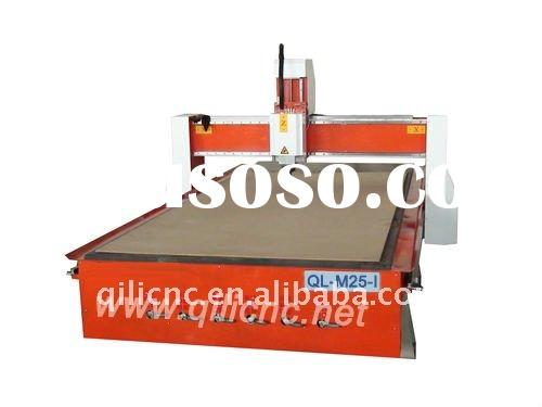 QL-M25B 3D DIY Wood CNC Router engravering Machine with CE