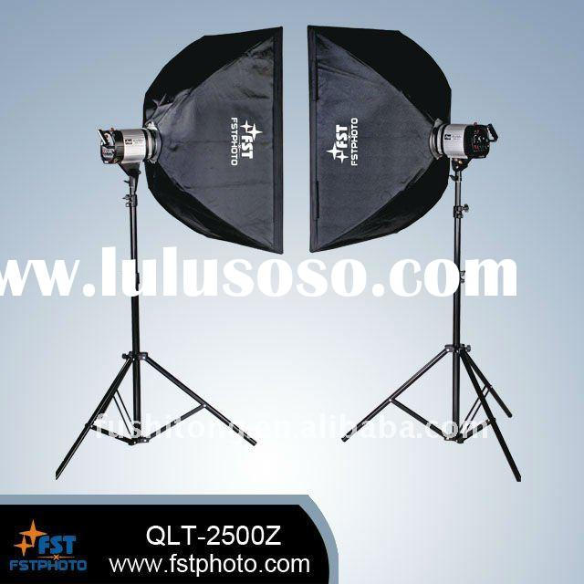 QL series quartz light kit, professional studio light kit, photographic equipment