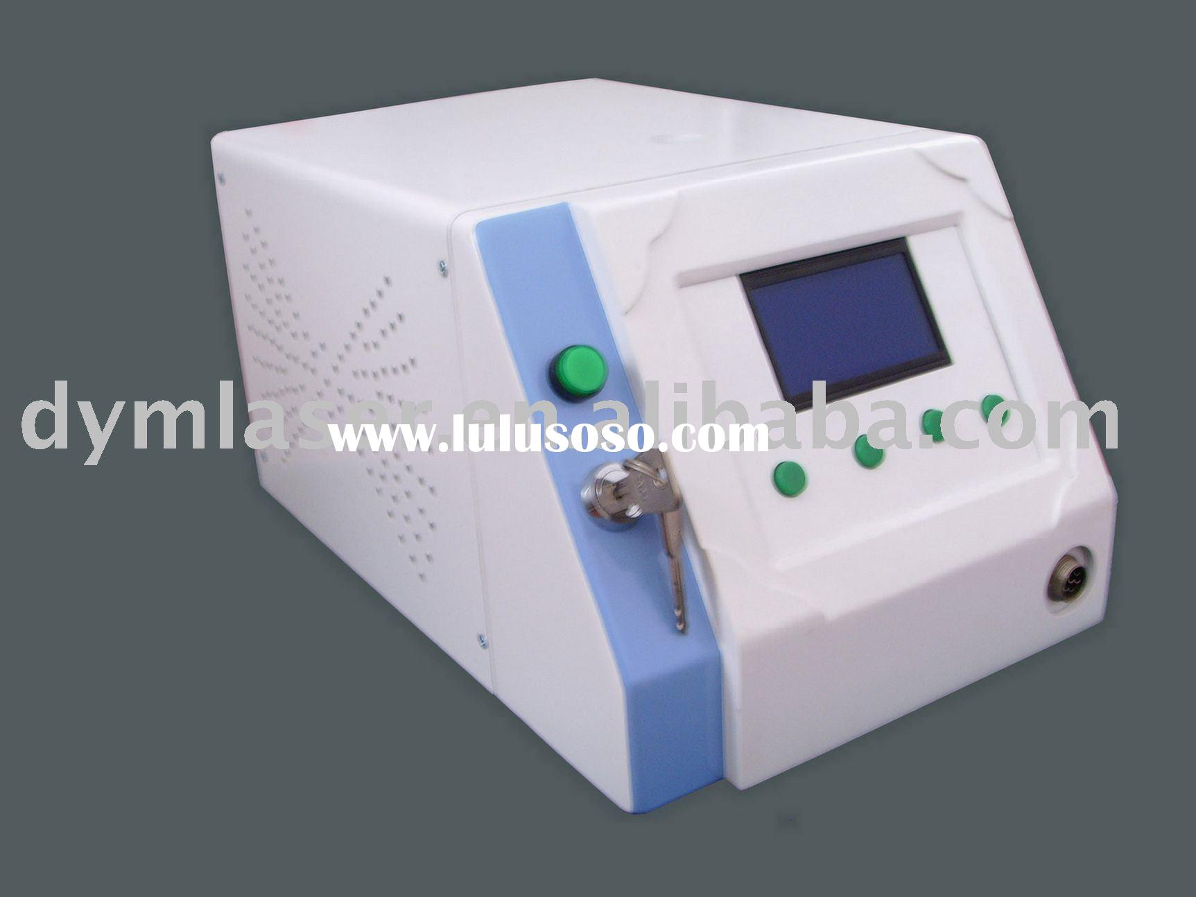 Q Switched ND YAG (1064/532nm)laser tattoo removal machine