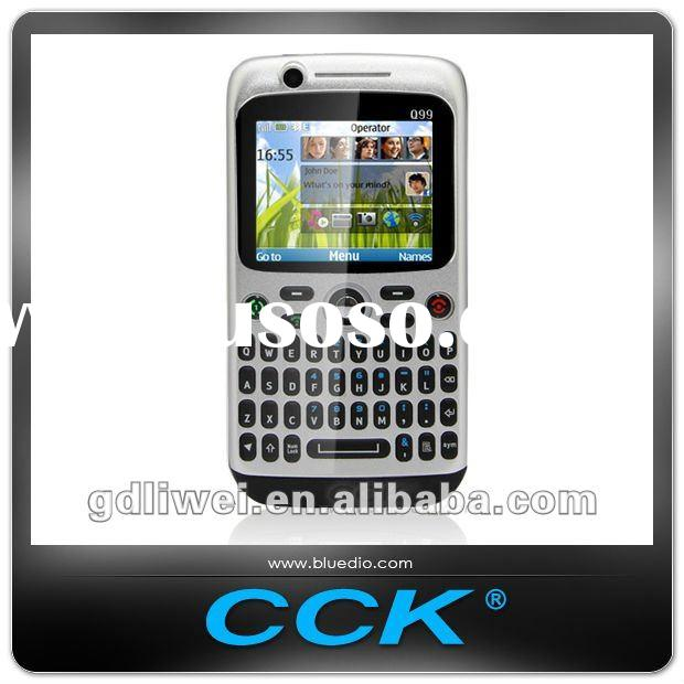 Qwerty Keyboard TV mobile phone CCK Q99 with WIFI