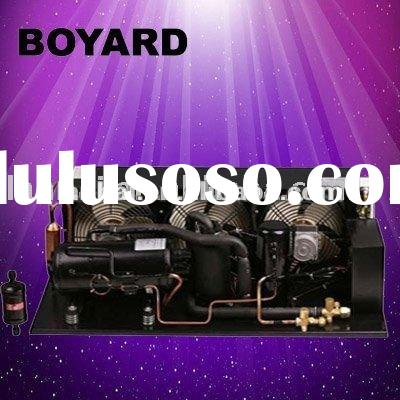 R22 R404A Hermetic refrigeration compressor refrigeration condensing unit for refrigeration equipmen