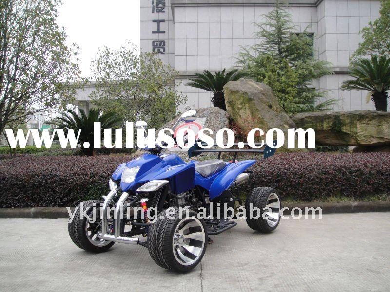 Racing ATV with EEC for 2 passengers