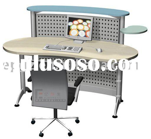 Reception counter, reception table, information table