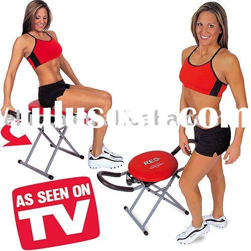 Red Exerciser As seen on TV