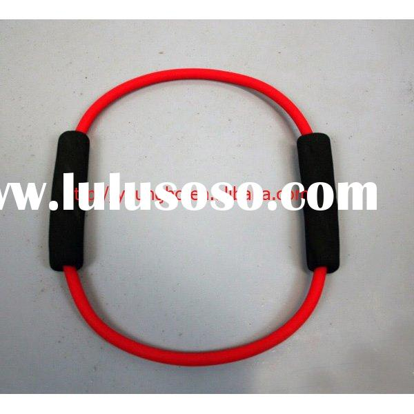 Red O-ring Latex resistance bands