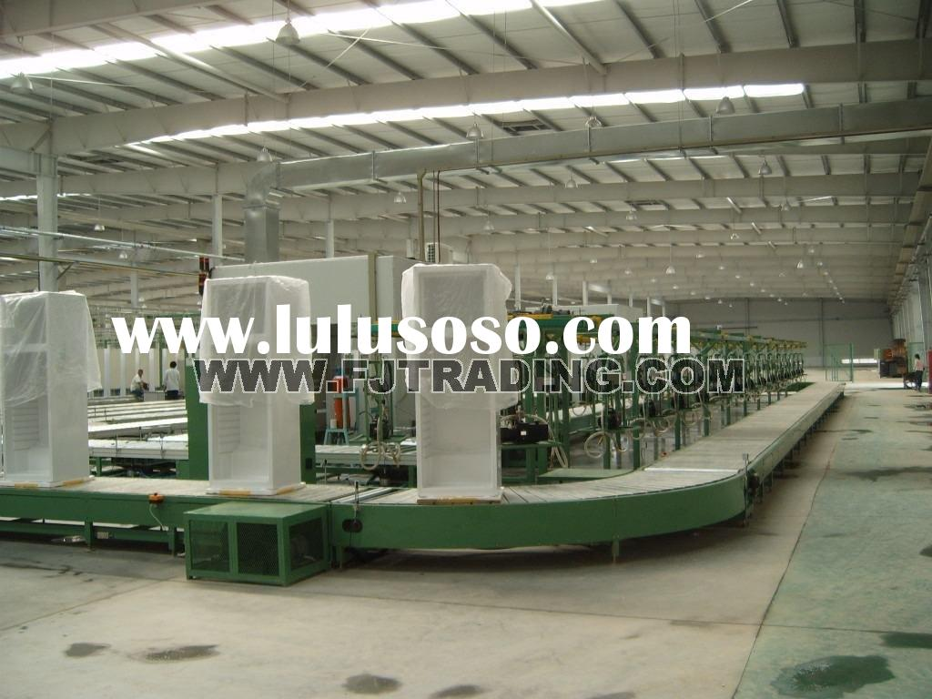 Refrigerator assembly line/Refrigerator production line/Home appliance assembly line/Home appliance