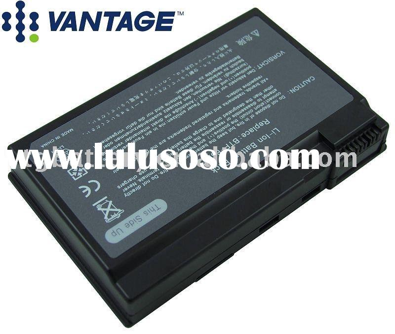 Replacement TravelMate 2410 4400 C300 C310 Laptop Battery