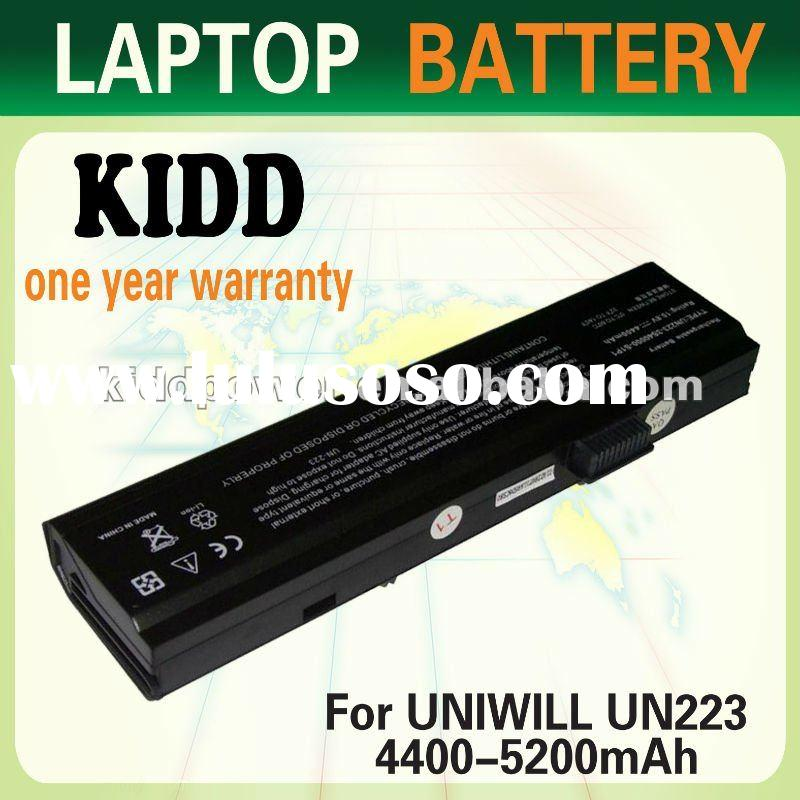 Replacement laptop battery for Founderpc S2600 series laptop battery pack,notebook battery