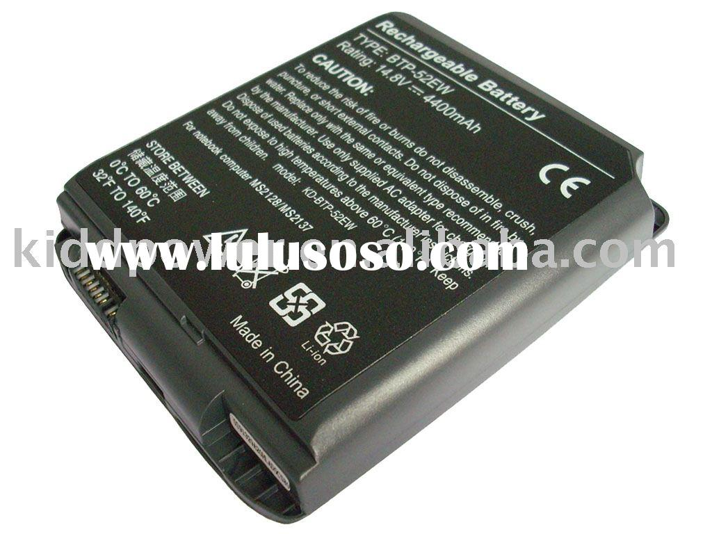 Replacement laptop battery for HASEE M130 M140 M735 series laptop battery pack,notebook battery