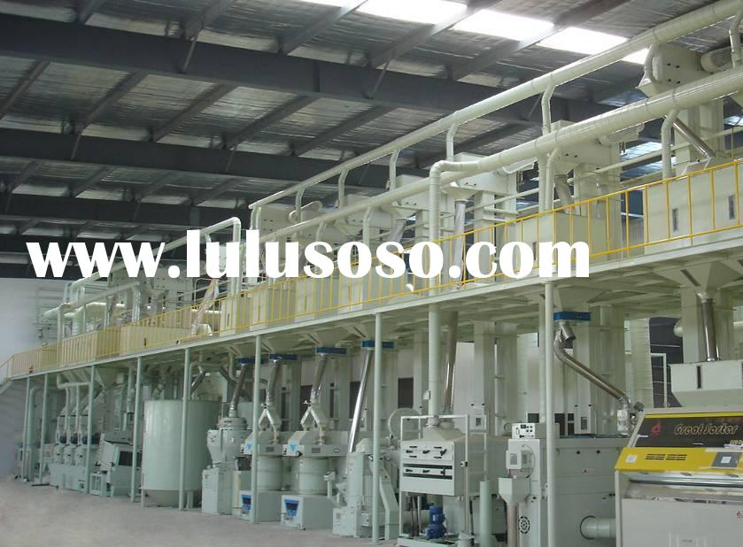 Rice mill equipments