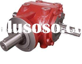 Right angle gearbox, agricultural Angle gearbox, Rototiller gearbox
