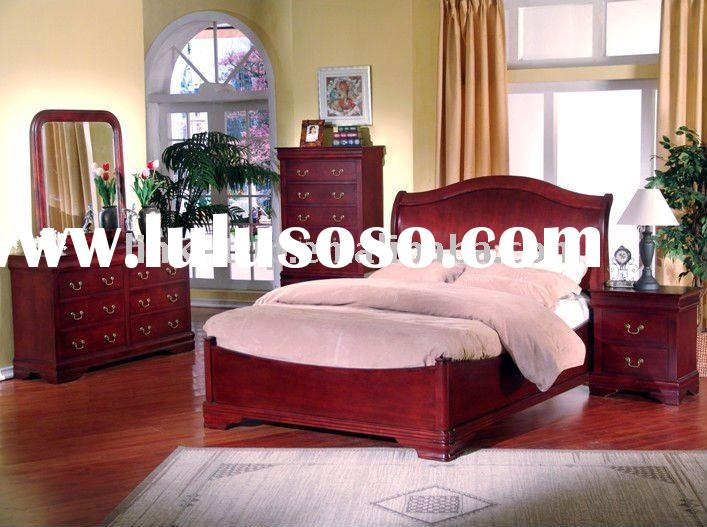 Rosewood queen size bed