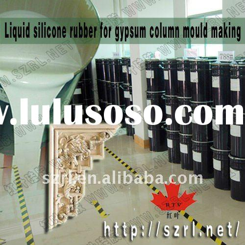 Rtv two parts silicone rubber for gypsum mouldmaking