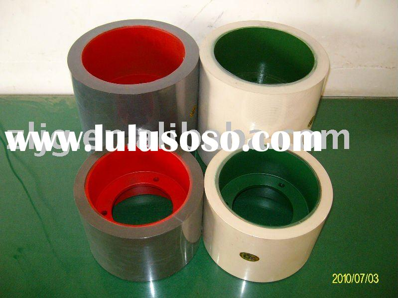 SBR/NBR rice rubber roll of hulling machinery