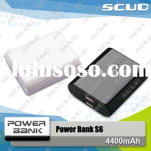 SCUD Portable mobile phone charger for Iphone,ipod