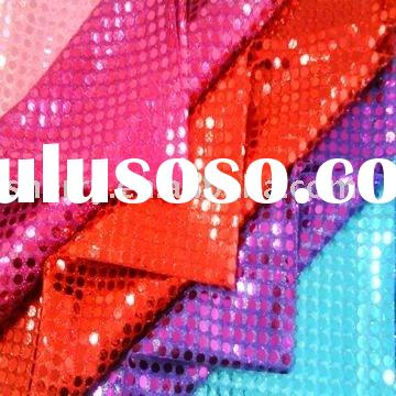 SEQUIN FABRIC spangle
