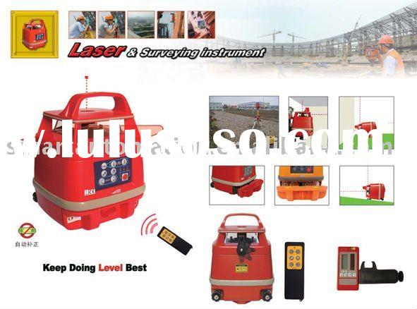 SP50 Automatic Self-leveling rotary Laser Level kit,