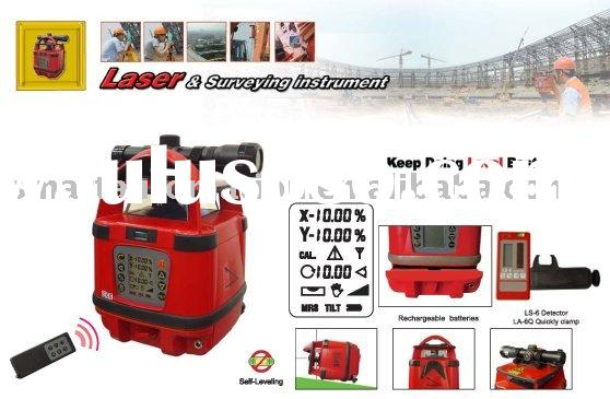 SP70 Automatic Self-leveling rotary Green Laser Level kit,