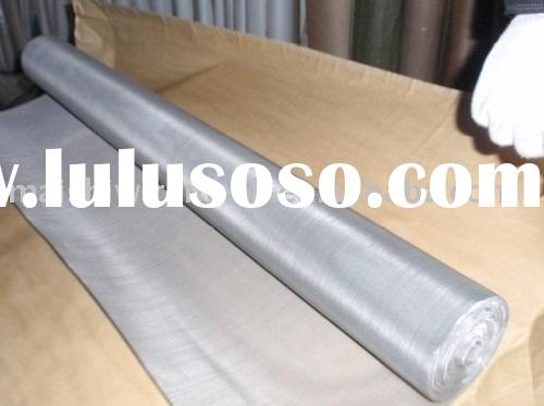 SUS304 Steel mesh wire fabric