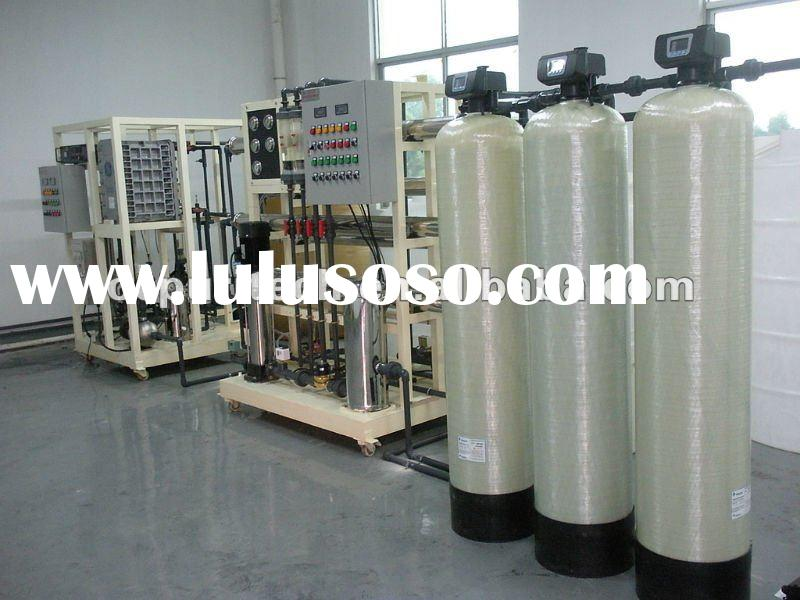 Sand /Carbon & Softener Filter Water Treatment