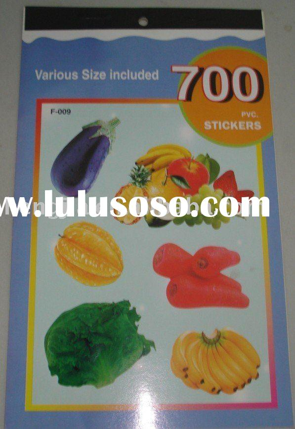 Self Adhesive Transparent Sticker Paper