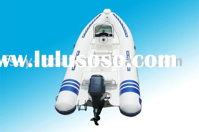 Sell 6.00 meter RIB boat (Rigid inflatable boat)