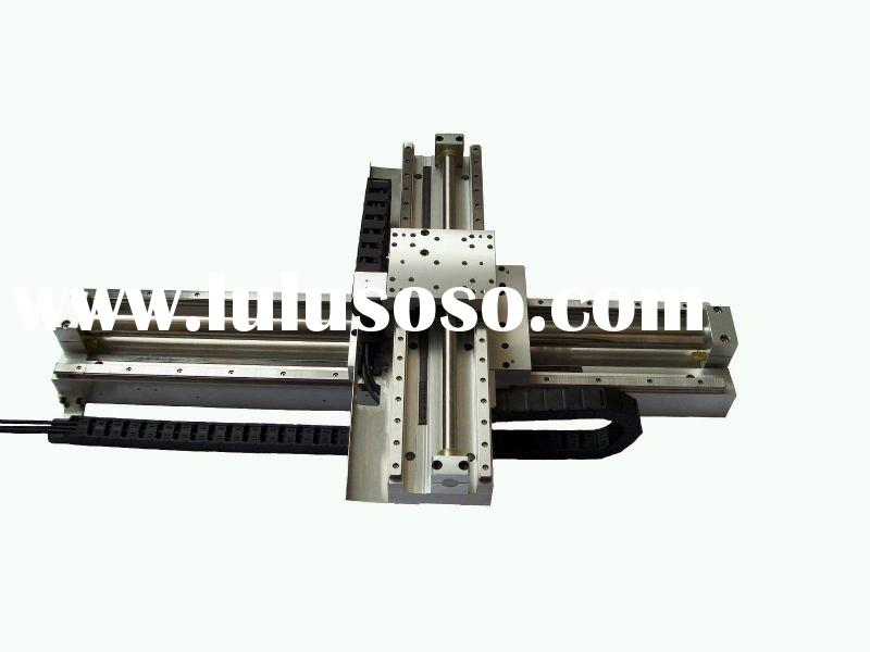 Servo Shaft 32 series tubular linear motor X-Y table
