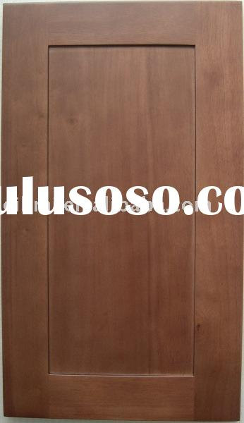 Shaker Solid Wood kitchen cabinet door