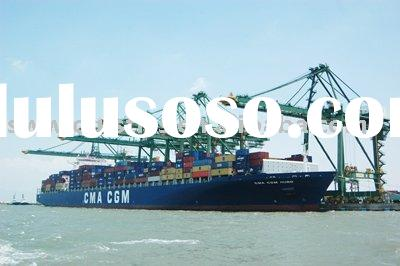 Shipping Agency ship container from China to Itaguai, Brazil
