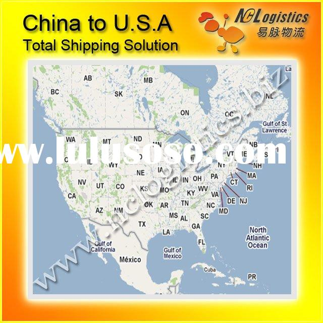 Shunde to USA Shipping service