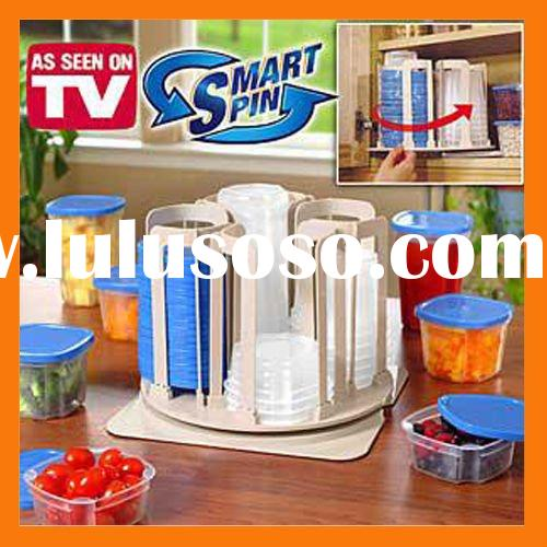 Smart Spin 49 piece storage food container system Model: 50952