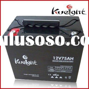 Solar GEL battery 12V75AH