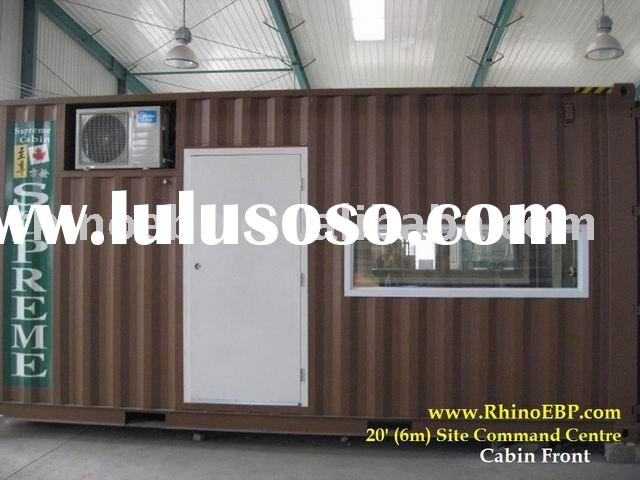 Solar energy Container house