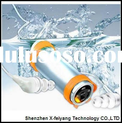 Spa Swimming And Other Water Sports Waterproof MP3