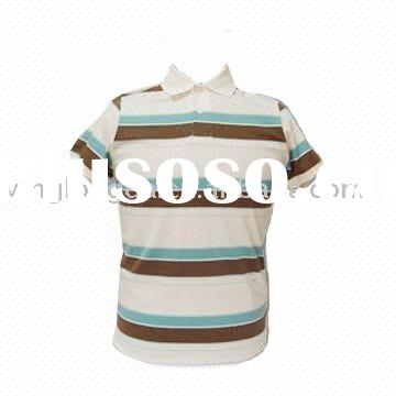 Sport shirt,Yarn Dyed Polo Shirt