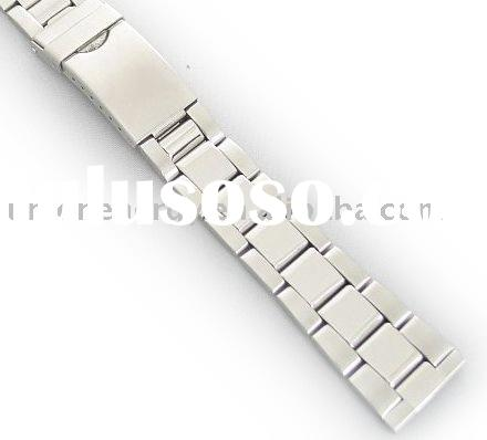 Stainless Steel wristbands, watchbands for watch metal strip