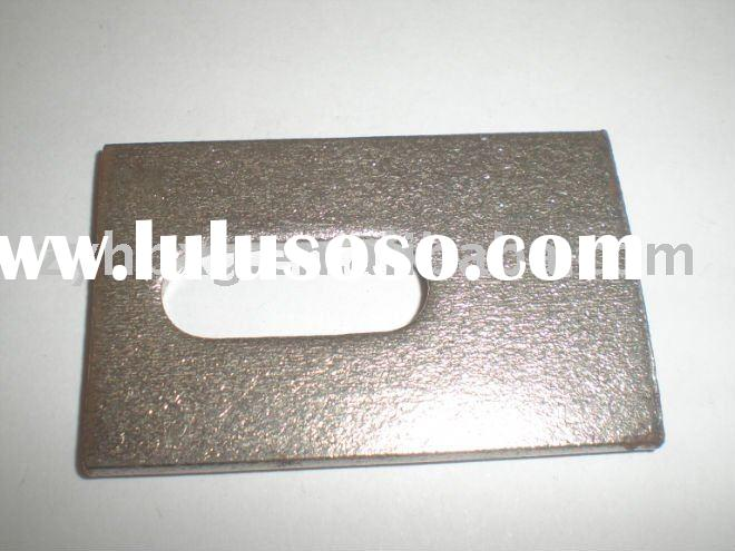 Stainless steel cladding fixing angle bracket