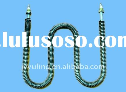 Stainless steel heating elements
